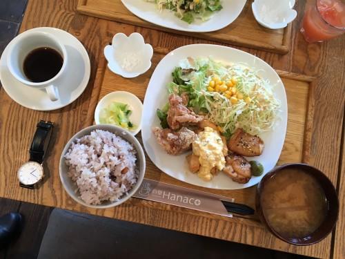 白壁Hanaco選べる定食