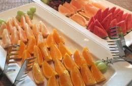 Fruit+bistro 32orchard ビュッフェ