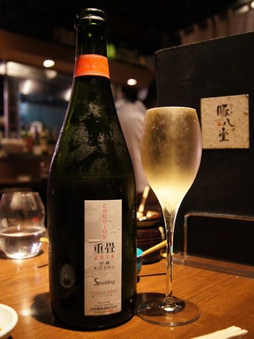 豚八堂 (ブタハチドウ)国産ワイン