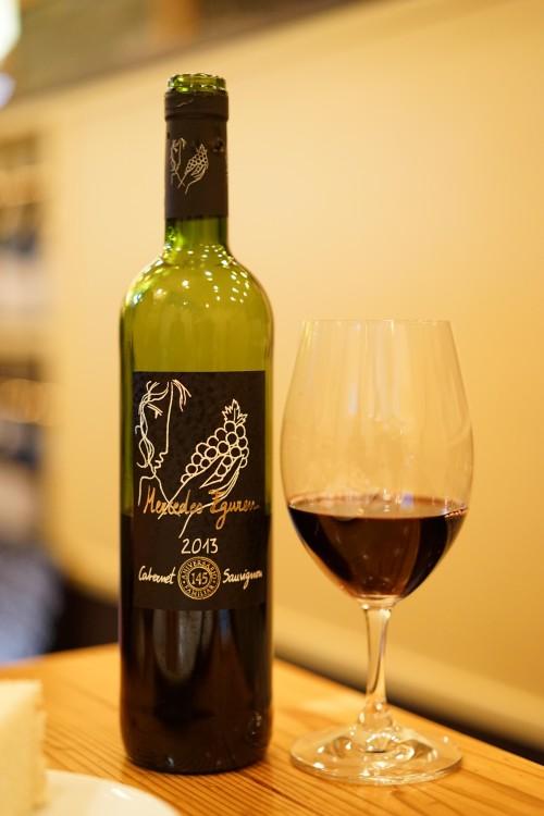 ラプレシス 赤ワイン