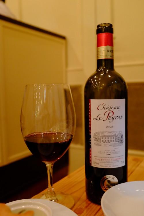 ラプレシス ワイン