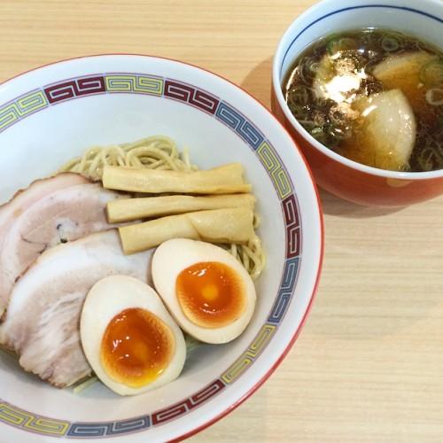 煮干鰮らーめん 圓 名古屋大須店 つけ麺