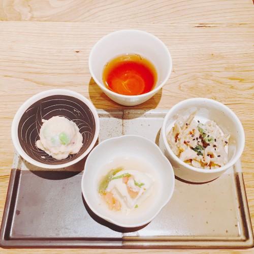 こなな KITTE名古屋店 3種類のお惣菜