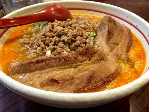 台湾らーめん 江楽 担々麺