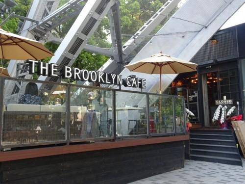 THE BROOKLYN CAFÉ テレビ塔店 (ザ ブルックリンカフェ)外観