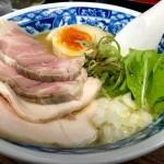 【中川区・黄金町】カレーラーメンコンテスト2連覇の実力を持つ、無化調専門ラーメン店
