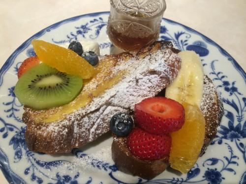 Hashelle Cafe (ハッシェル カフェ)オリジナルフレンチトースト