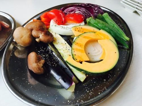 ガーデンキッチン フラリエ 野菜