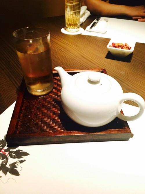 中華料理 吉珍樓(キッチンロウ)ジャスミン茶