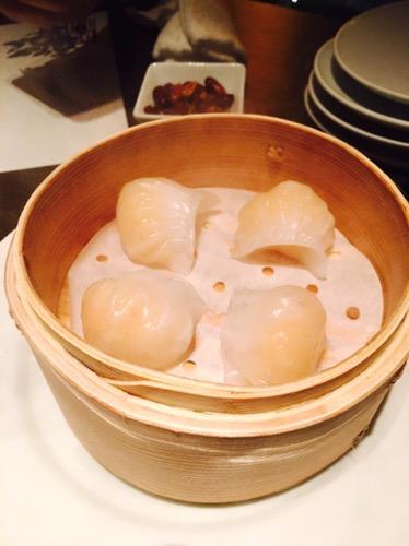 中華料理 吉珍樓(キッチンロウ)水晶海老蒸し餃子