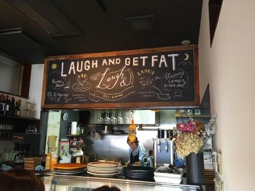 Laugh &(ラフアンド) 店内