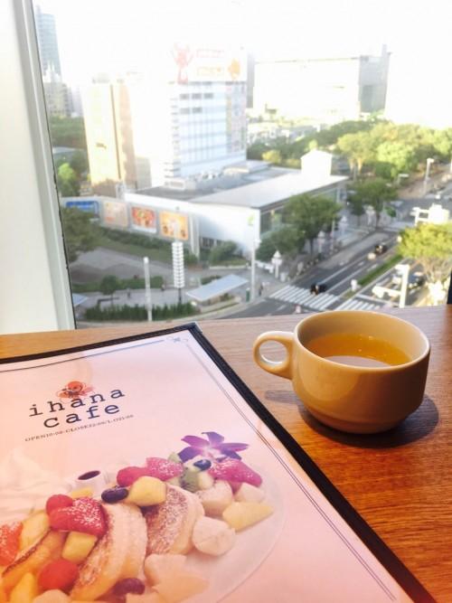 ihana cafe 栄スカイル店 (イハナカフェ) 店内