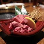 【西区・小田井】厚切り生タンが美味しい焼肉屋