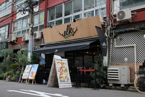 elk(エルク)名古屋店 外観