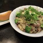 【西区浄心】居酒屋のランチタイムで美味しいスパゲティを!【10月メニュー編】