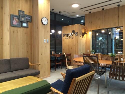 NORDIC STYLE CAFE(ノルディックク スタイル カフェ) 店内
