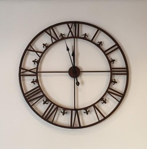 時を刻む時計もオブジェ