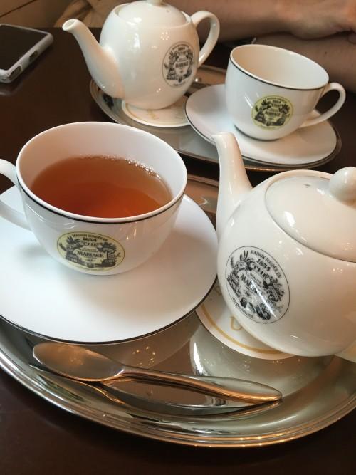 紅茶はマリアージュフレール