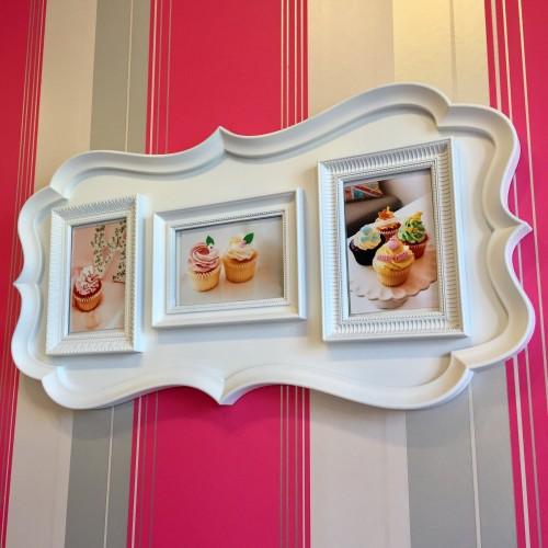 London Cupcakes (ロンドンカップケーキ)店内