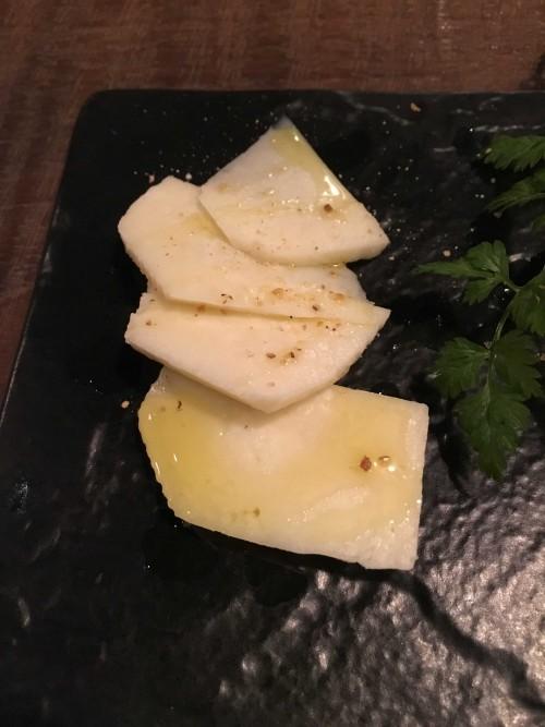 チーズ盛り合わせ 1200円