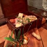 金山 サプライズを与えてくれる料理は味だけではなく一品一品に驚きと感動を感じさせてくれるイタリアン!