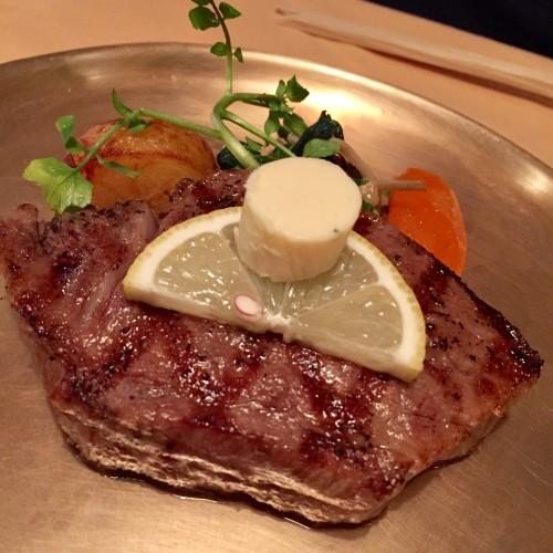 特選松阪牛のヒレステーキ