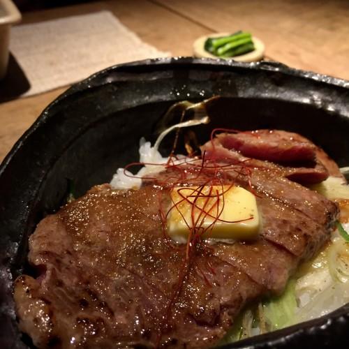 やわらかステーキ丼☆1,000円