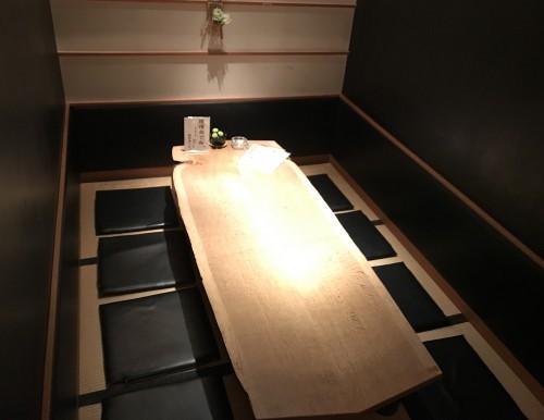 創作豆腐酒家『車道トウフ』 個室
