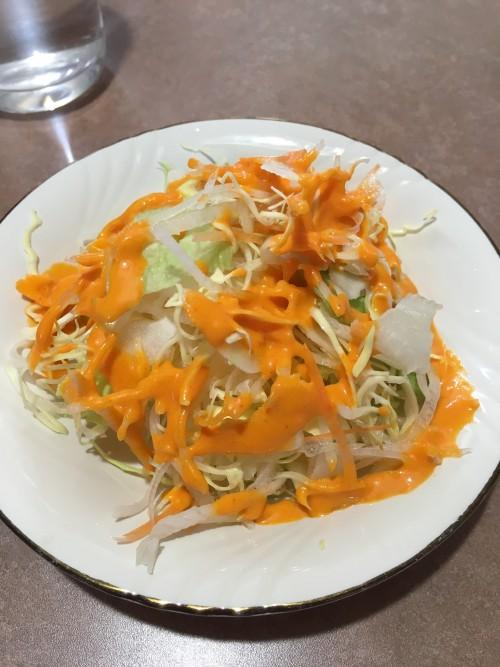 ティッカセット サラダ