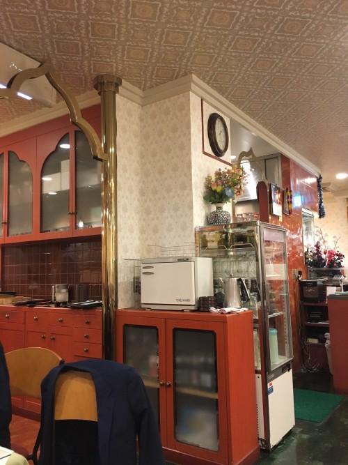インドキッチン(INDIAN KITCHEN)店内