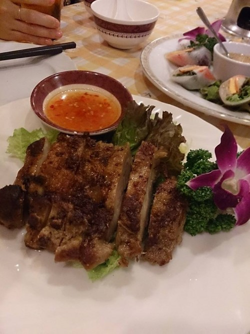 ガイヤーン(鶏のステーキ)