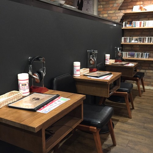 BERKELEY CAFE (バークレーカフェ) テーブル