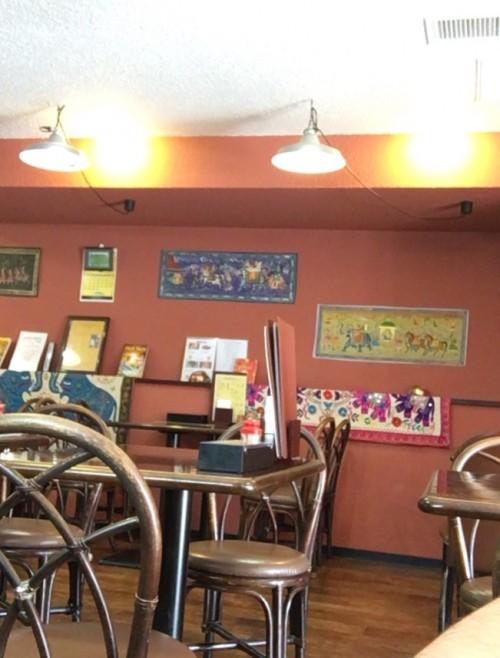 サフラン(Saffran ) 店内