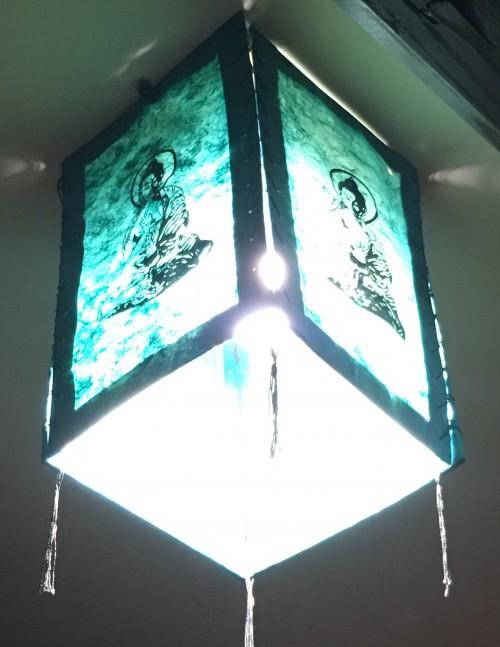 バンチャピリティカハウス (BHANCHHA Pieetika House) ライト
