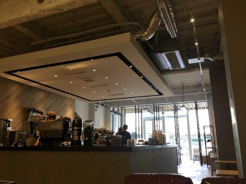 ストリーマーコーヒーカンパニー 栄店 (STREAMER COFFEE COMPANY) 店内