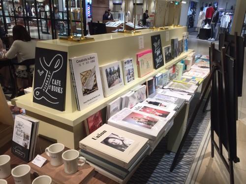ALIBRARY CAFE&BOOKS(アライブラリー カフェ&ブックス)店内