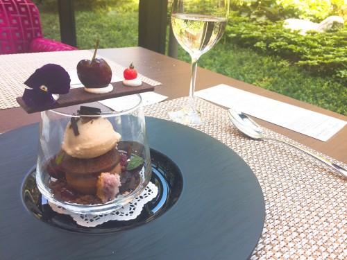 グラマシー フォレノワール チョコレートと三種のチェリー