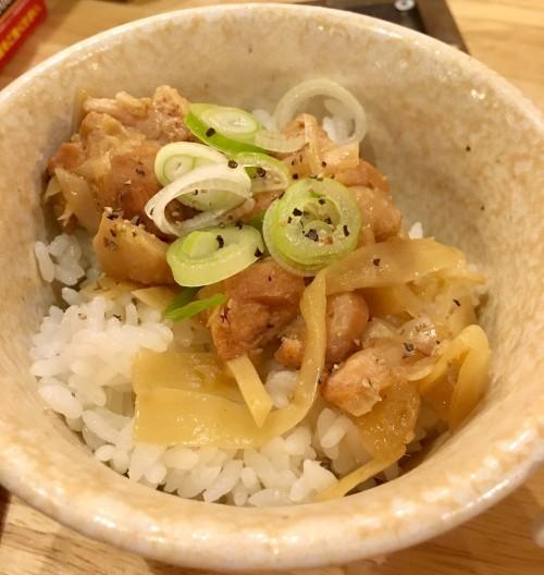 鶏うま煮ご飯