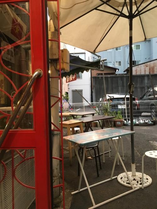 ベトナム屋台食堂
