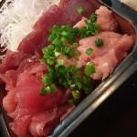 中川区八田|ランチタイムしか営業しない幻のお店で味わう絶品・まぐろ、海鮮料理!
