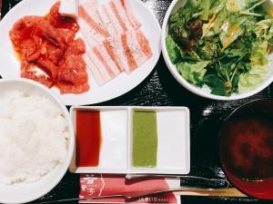 名駅からすぐ。ランチで愛知のお肉をお得に楽しめる焼肉店!