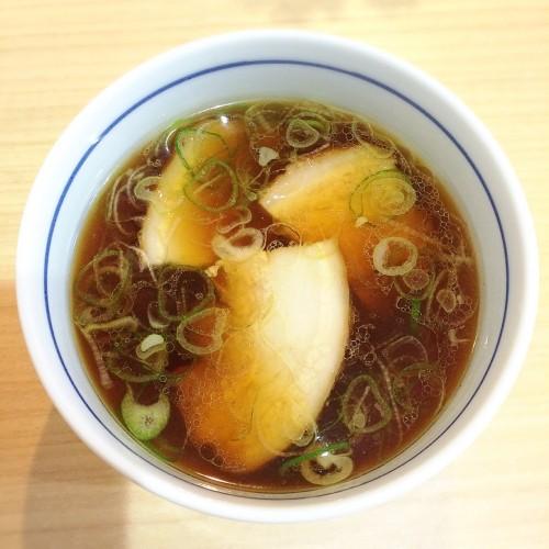 煮干鰮らーめん 圓 名古屋大須店 チャーシュー