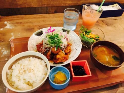 Kawara CAFE&KITCHEN(カワラ カフェ) 週替わりkawara和定食