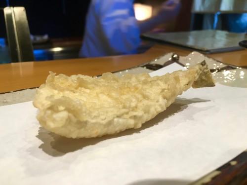 割烹・天ぷら よこい 天ぷら定食(2000円)