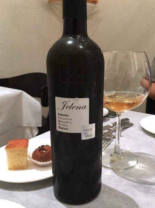 エノタヴォラ ダ ニコ (Enotavola da NICO) 白ワイン