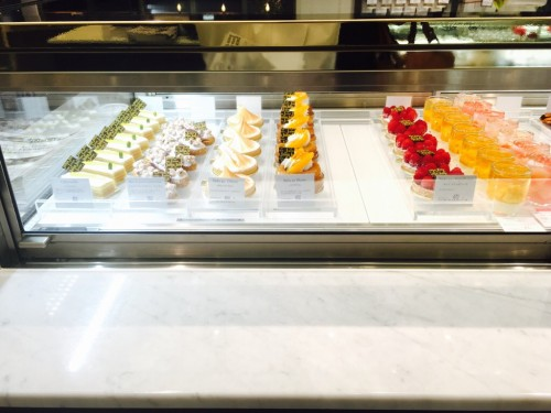 ラ・メゾン・ジュヴォー KITTE名古屋店 (La maison JOUVAUD)ケーキ