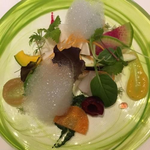 Le Gioie(レ ジョイエ) 前菜 サラダ