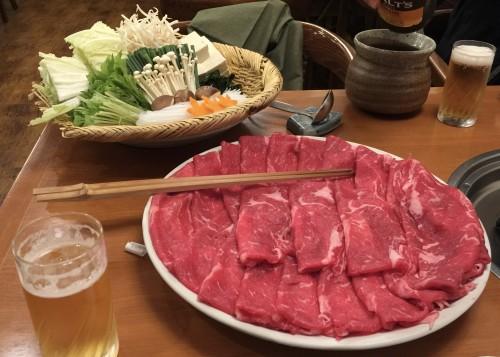 お肉、野菜盛り