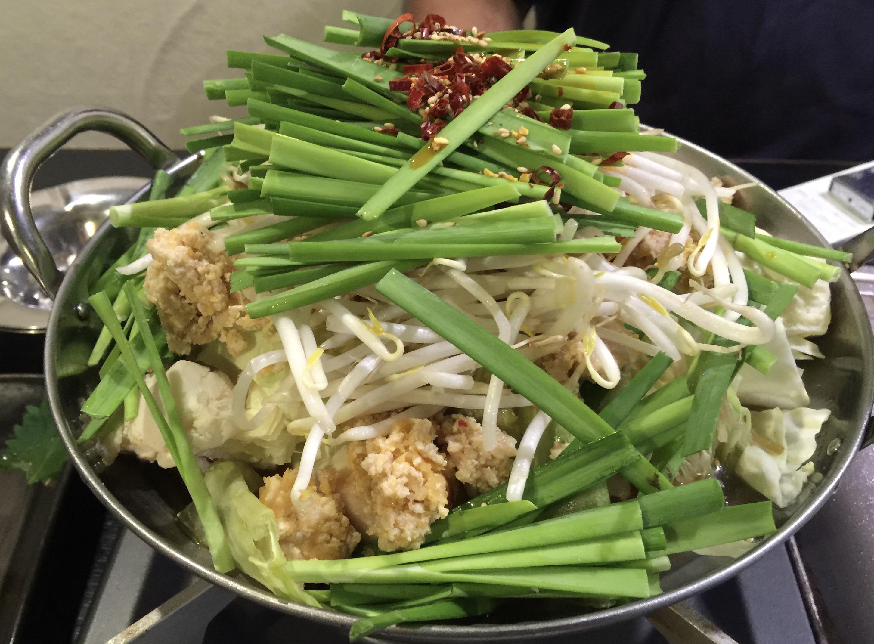 【千種駅】駅近で食べられる美味しい和牛もつ鍋