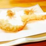 【金山】リーズナブルに頂ける!カウンターで食べるアツアツ天ぷら